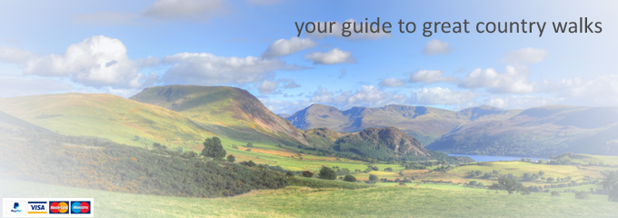Welcome to the Best Selection of Great Britain and Ireland Walking Guide Books