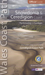 Wales Coast Path Snowdonia and Ceredigion