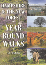 Hampshire and the New Forest Year Round Walks