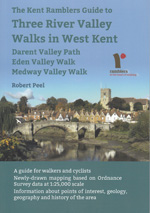 Three River Valley Walks in West Kent